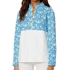 Lilly Pulitzer Asher shift one of a kind and white